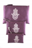 Lot 3 covers purple