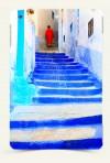Coque IPAD Médina du Maroc