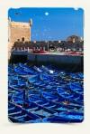 Coque IPAD Port Essaouira