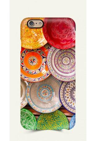 Coque Iphone image poufs du Maroc
