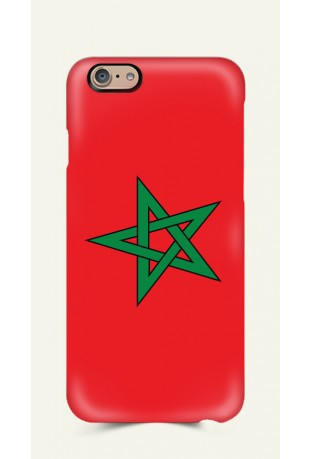 Iphone case image of Morocco