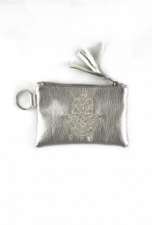 Braun Brieftasche Hand von Fatma
