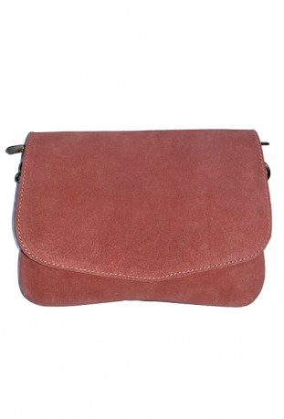 Red hand pouch from Fatma