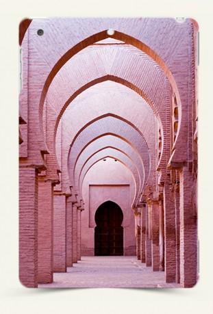 Caso del iPad Bandera de Marruecos