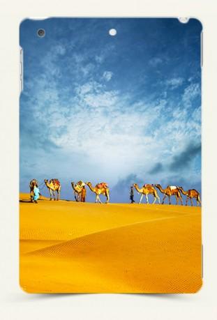 iPad Case Flagge von Marokko