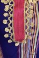 Djellaba traditionnelle 2021 violette kaftan