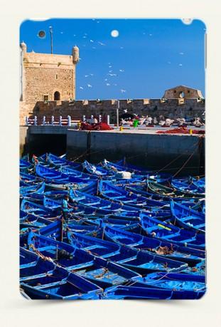 Ipad Case Puerto de Essaouira