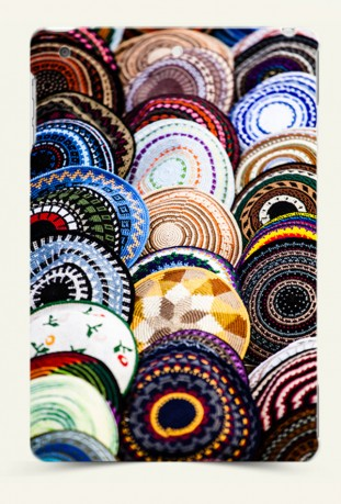 Ipad Case Hats Moroccans