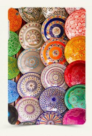 iPad Case Hüte Marokkaner