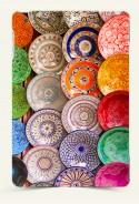 Coque IPAD Poufs Marocains