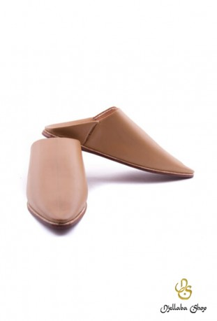 Slippers man beige Merzouga