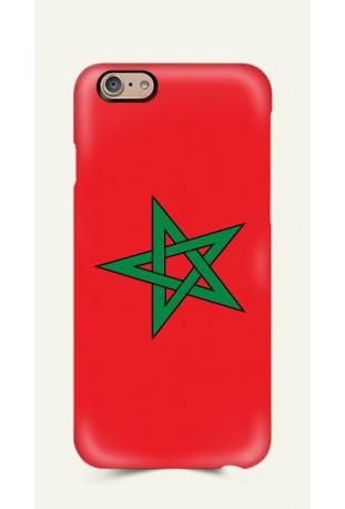 La imagen de Marruecos Iphone