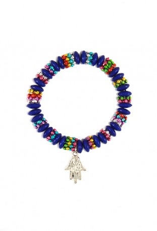 Arco iris pulsera