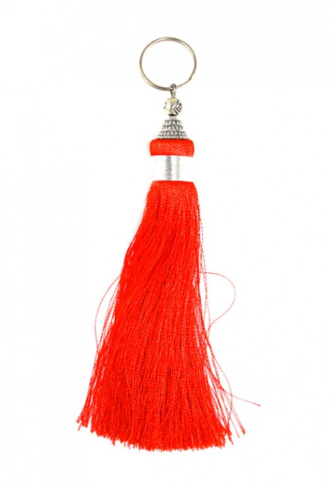 Key ring Aladin red